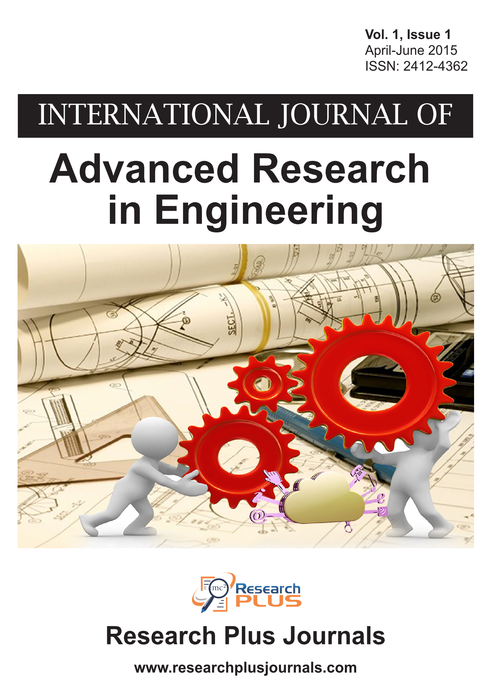 Volume 1, Issue 1, International Journal of Advanced Research in Engineering (IJARE)  (Online ISSN 2412-4362)